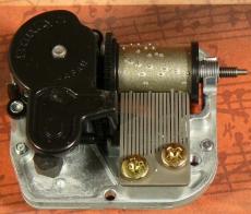 SANKYO/YUNSHENG 18-Ton-Laufwerk Standard SW mit seitl. Achsverlängerung