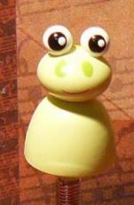 Figuren für SANKYO 18-Ton-Laufwerk mit Feder Frosch