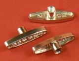 Ersatz-Schlüssel SANKYO 7,5 mm Set 3 Stück