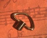 Ersatz-Ringschlüssel vernickelt 7 mm