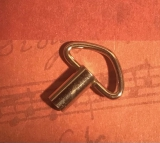 Ersatz-Ringschlüssel vernickelt 13 mm