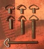 Ersatz-Schlüssel 10 - 60 mm - Ringschlüssel-Set 7 Stück (15-25) 10% sparen