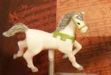 Figuren für SANKYO 18-Ton-Laufwerk mit Feder Pferd MA