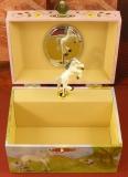Enchantmints Spieluhr Kompakt MA3003 - Spieluhr Fairy Horse White