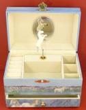 Trousselier Spieluhr XL mit Schublade S60621 - White Horses