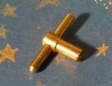 Ersatz-T-Schlüssel vernickelt 10 mm