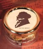 Briefbeschwerer Spieluhr 18 Ton Schubert