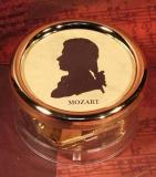 Briefbeschwerer Spieluhr 18 Ton Mozart