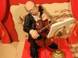 Sammelfiguren Serie Klassische Musiker Cellist