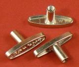 Ersatz-Schlüssel SANKYO 13 mm - Set 3 Stück