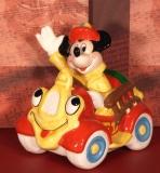 ENESCO Disney-Spieluhr Porzellan Mickey`s Fire Truck